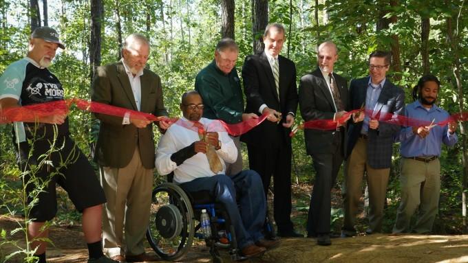 2015-09-14 Richmond Regional Ride Center Ribbon Cutting