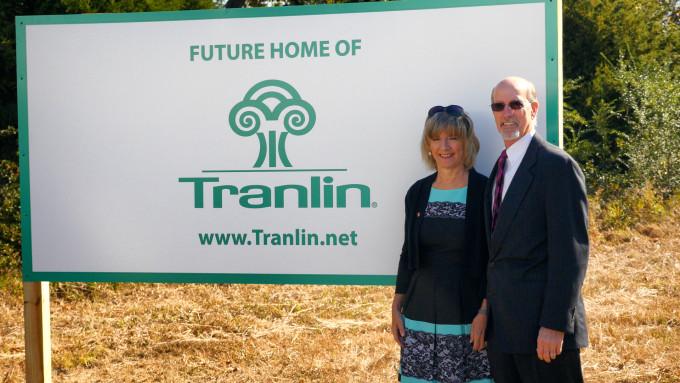 Tranlin-Groundbreaking-Sign