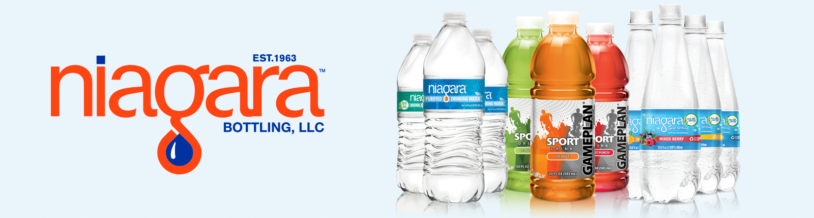 b8294d89ce CHESTERFIELD – Governor Terry McAuliffe announced today that Niagara  Bottling LLC, a family-owned and operated bottled beverage supplier, will  invest $95 ...